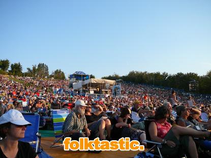 Edmonton Folk Fest 08