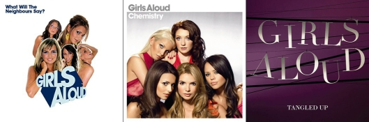 girls aloud albums