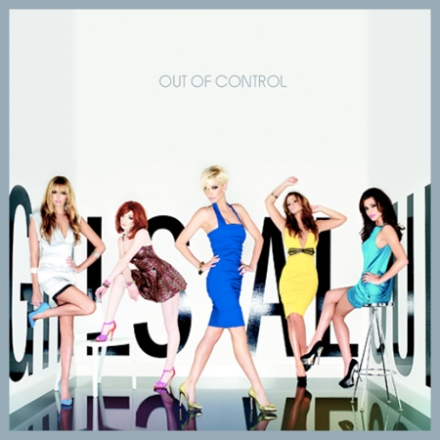 girls aloud out of control album cover
