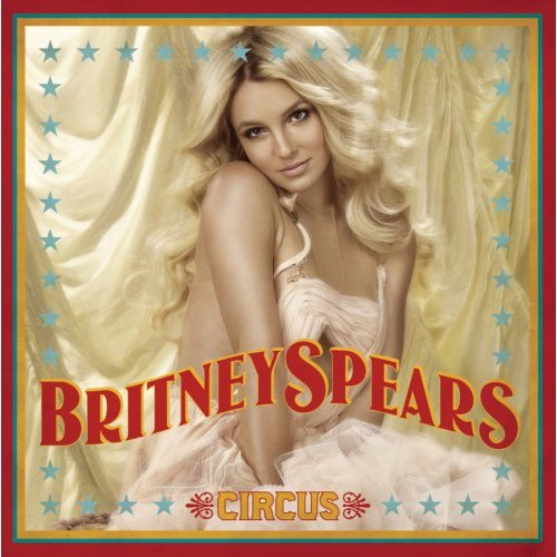 circus britney spears album cover