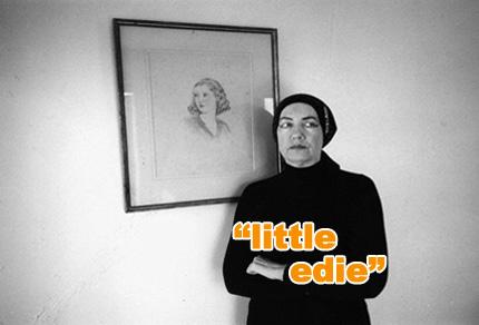 grey gardens (1975): little edie.