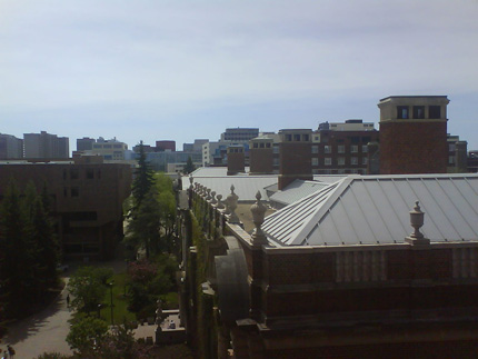 rooftop class view
