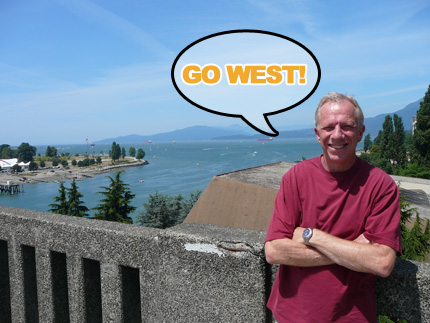 dad: GO WEST!