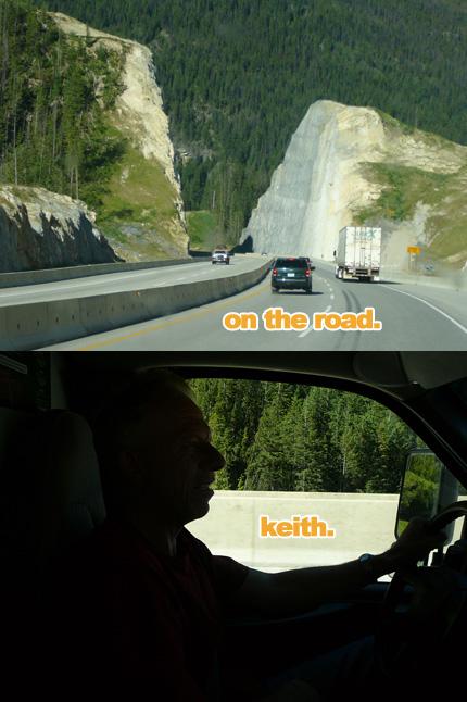 ROAD TRIP!