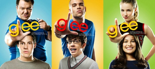 glee posters