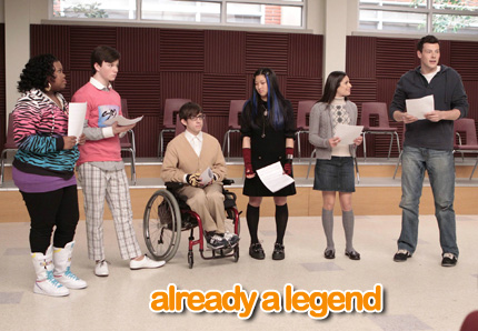 glee episode 2