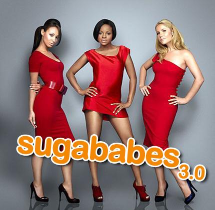 sugababes 3.0: amella berrabah, keisha buchanan, heidi range