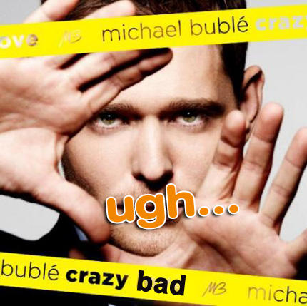 michael buble crazy love album cover