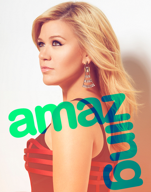 Kelly Clarkson: amazing