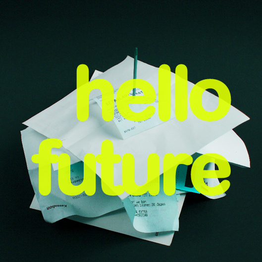 hello future: split bills
