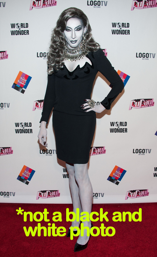 RuPaul's Drag Race, Detox: not a black and white photo